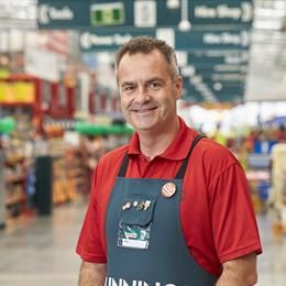 Michael Schneider, Managing Director, Bunnings Australia & New Zealand