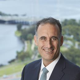 Rob Scott, Deputy Chief Executive Officer, Wesfarmers Limited and Managing Director, Wesfarmers Industrials
