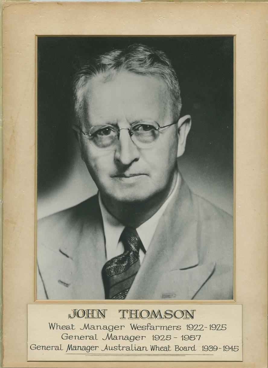 John Thomson salary